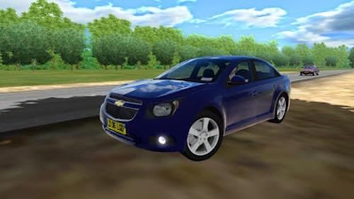 City Car Driving Chevrolet Cruze