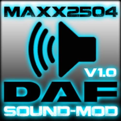 DAF Sound Mod
