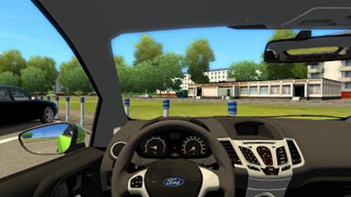 Ford Fiesta - 1