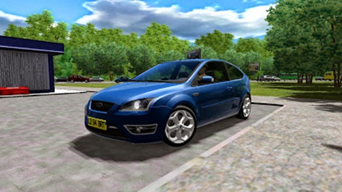 ford focus st 1 3 simulator games mods download