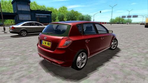 Kia Ceed 2011 - 1