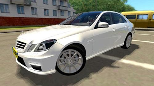 Mercedes-Benz E63 AMG2