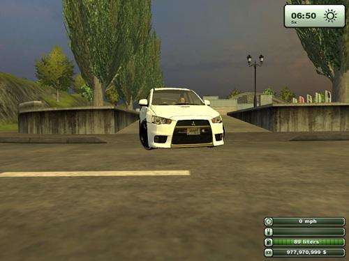 Mitsubishi Lancer Evolution X2