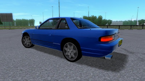 Nissan Silvia S13 - 1