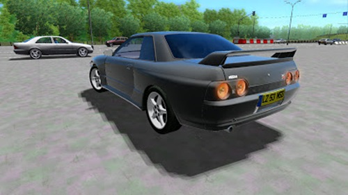 Nissan Skyline GT-R32 - 1