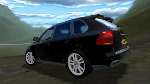 Porcshe Cayenne Turbo S 20093