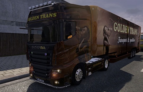 Scania-Golden-Trans-Skin
