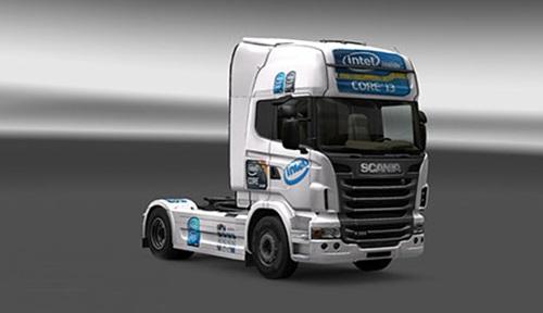 Scania-Intel-Skin