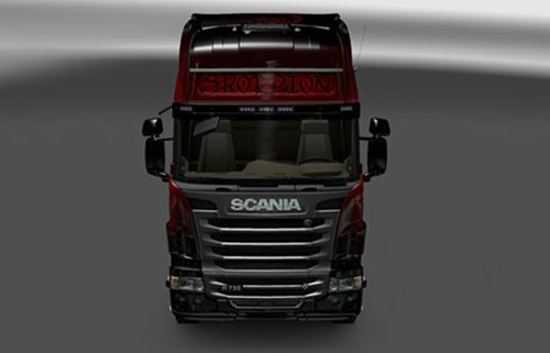Scania-Red-Scorpion-Skin