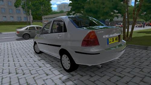 Suzuki Liana - 1