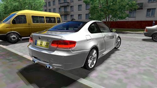 BMW M3 E923