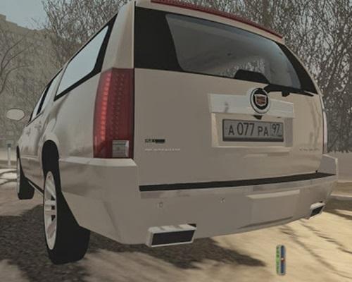 Cadillac Escalade - 1
