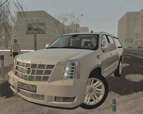 Cadillac Escalade - 1.2.2
