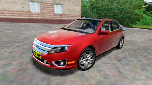Ford Fusion Sport - 1.3