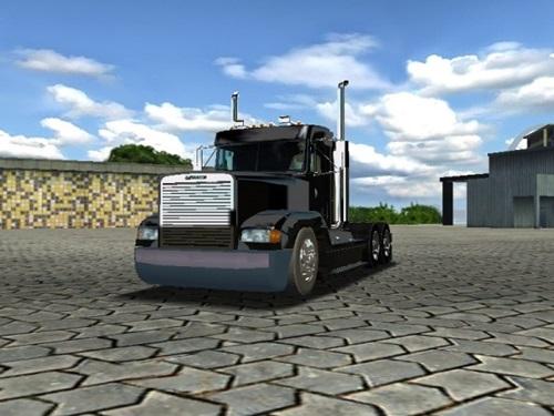 Freightliner-FLD120-Daycab