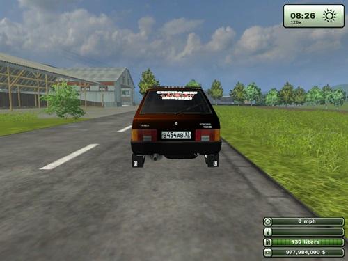 LadaVAZ2109V