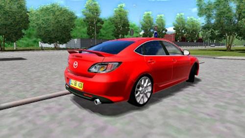 Mazda 6 Sport - 1