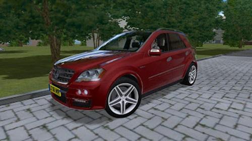 Mercedes Benz ML63 AMG  - 1.3