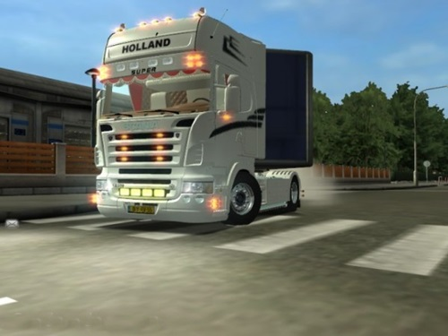 Scania-R500-Holland