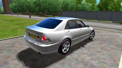 Toyota Altezza - 1
