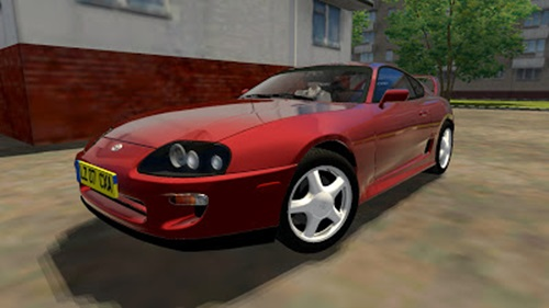 Toyota Supra RZ 1998 - 1.2.2 - 1.2.5 & 1.3