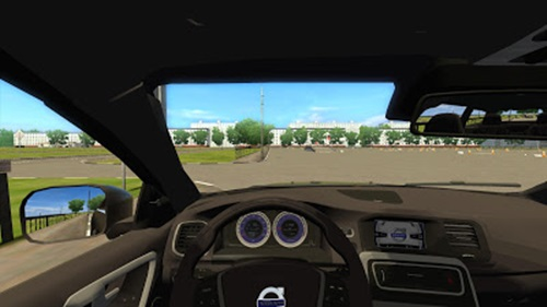 Volvo XC70 – 1.2.5 – Simulator Games Mods Download