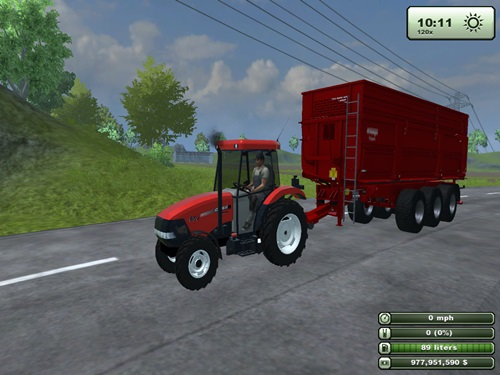 Case IH Quantum 65 | Simulator Games Mods Download