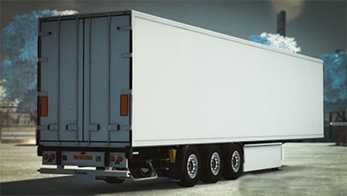 white-trailer