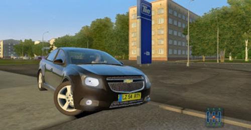 Chevrolet Cruze - 1.2.2