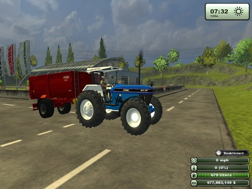 Ford 80302