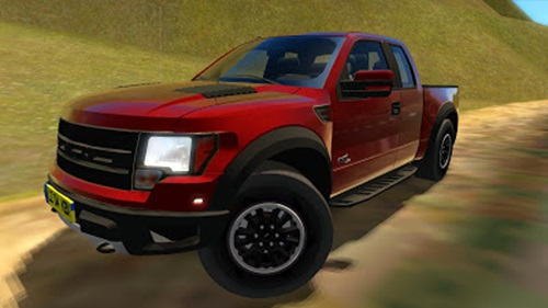Ford F-150 SVT Raptor - 1