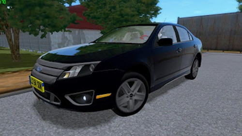 Ford FUSION 2010 - 1.2.2