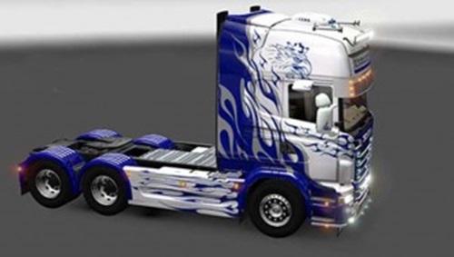 Scania-The-Thurhagens-Duo-Skin