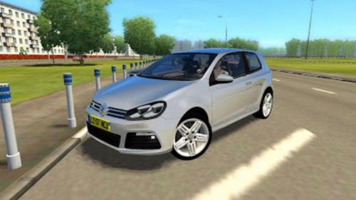 VW Golf R - 1