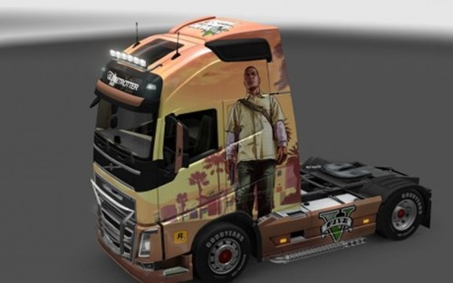 Volvo-FH-2013-Grand-Theft-Auto-V-