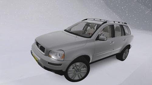 Volvo XC90 - 1