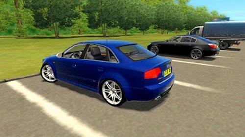 Audi RS4 - 1