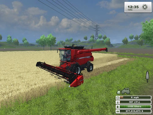 Case IH Axial Flow 9230 Pack2