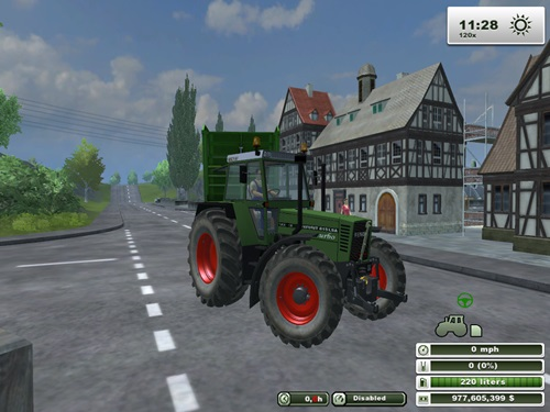 Fendt Favorit 615 LSA2