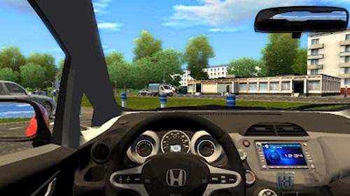 Honda Fit - 1