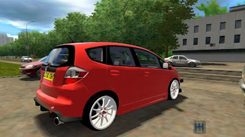 Honda Fit - 1.2.4
