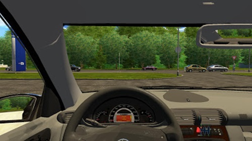 Mercedes-Benz C32 AMG - 1