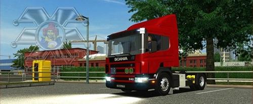 Scania-P340
