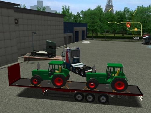 Agricultural-machinery-trailer