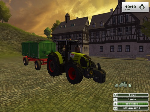 CLAAS Arion 620 3