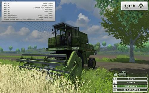 DON 1500A1 Harvester Pack