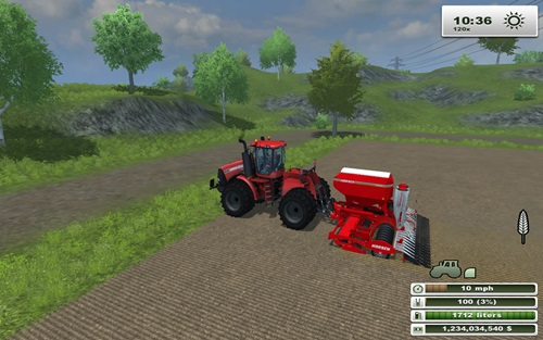 Horsch Pronto DC6seeder