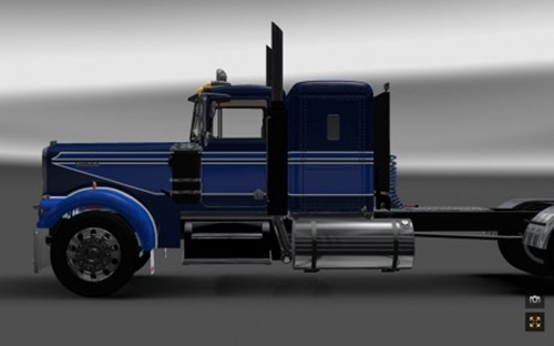 Kenworth-W900-A-Band