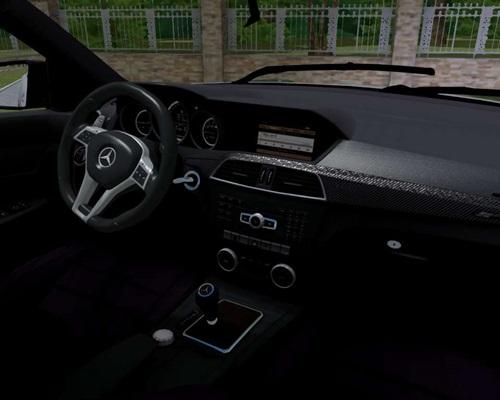 Mercedes-Benz C63 AMG 1.3.02