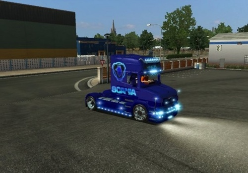 Scania-T600-Lumiblue